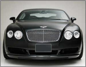 BENTLEY CONTINENTAL GT 2003 «WALD»